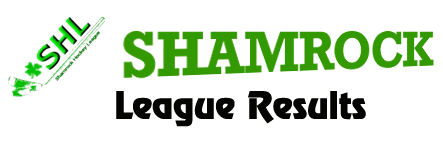 Shamrock League Results